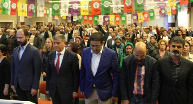 HDP'de başkan değişti