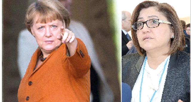 Şahin:Merkel'i misafir edecek kudrete sahibiz