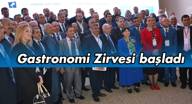 Dünya Belediye Başkanları Gaziantep'te