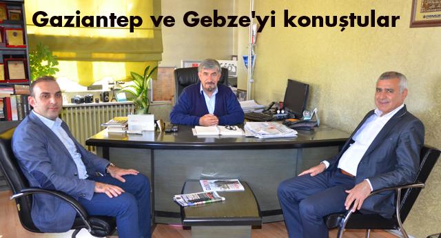 Albayrak, Gaziantep'ten memnun ayrıldı.