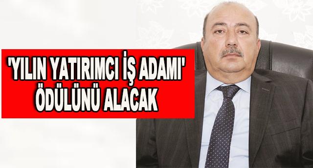 Mehmet Baharoğlu, ödülünü Romanya'da alacak
