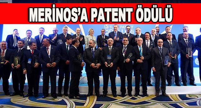 Ödülü Cumhurbaşkanı Recep Tayyip Erdoğan verdi
