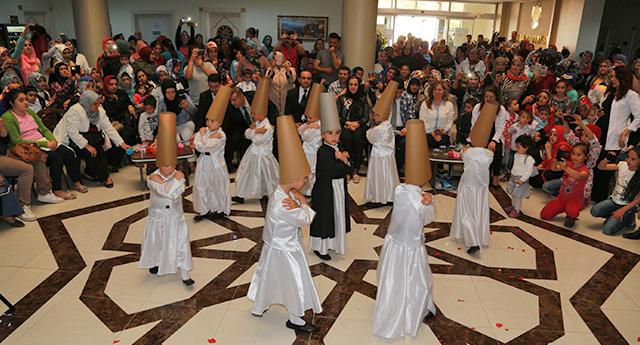 Şahinbey de Kutlu Doğum Haftası kutlandı