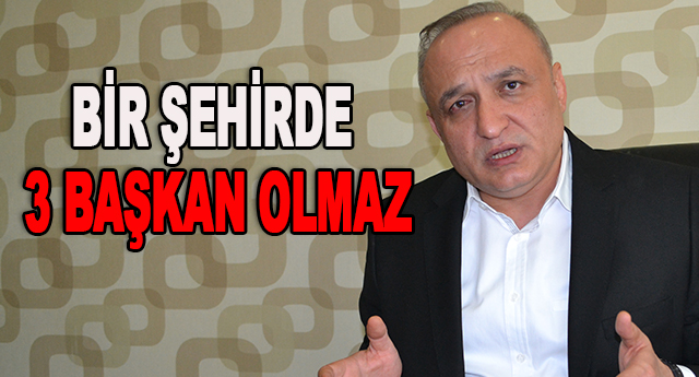 Gaziantep'in anayasası yok, hep birlikte oluşturalım