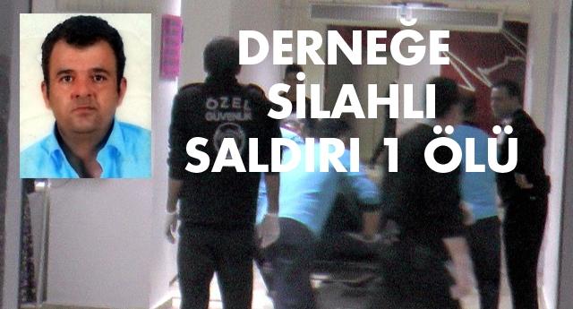 Müzisyenler Derneği'ne saldırıp güvenlikçiyi öldürdüler