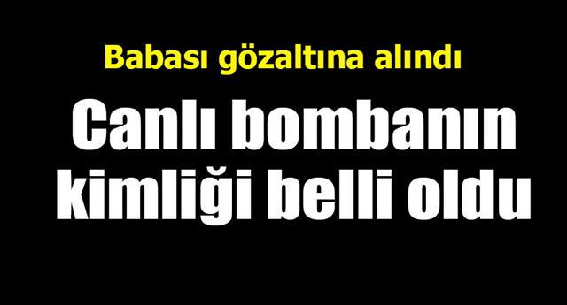 GAZİANTEP'TEKİ BOMBACI IŞİD ÜYESİ ÇIKTI