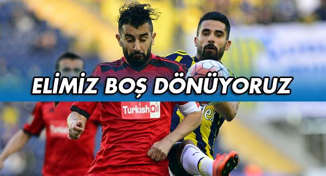 FENER'E HAFİF GELDİK 3-0