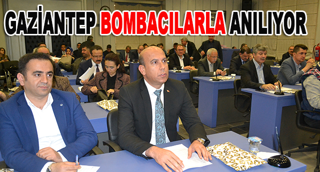 Mecliste Gaziantep'in güvenliği konuşuldu