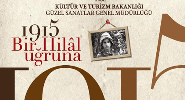 """1915 Bir Hilal Uğruna"
