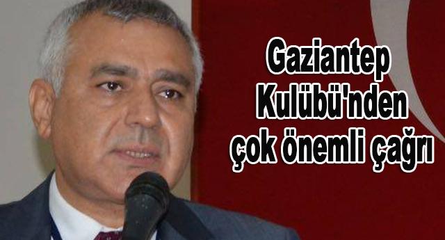 Gaziantep Kulübü, terör saldırısı sonrası bildiri yayınladı