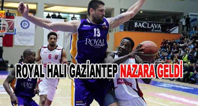 Muratbey Uşak Sportif-Royal Halı Gaziantep: 79-70