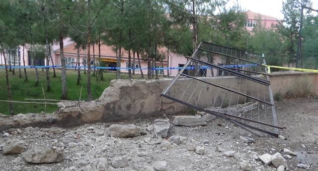 Kilis 'özel güvenlik bölgesi' oldu