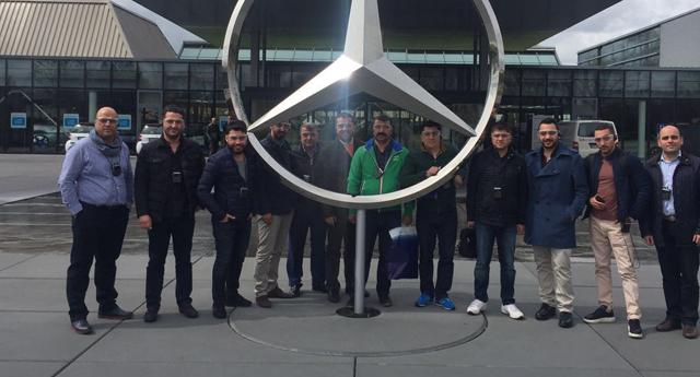 Genç girişimciler Almanya'da