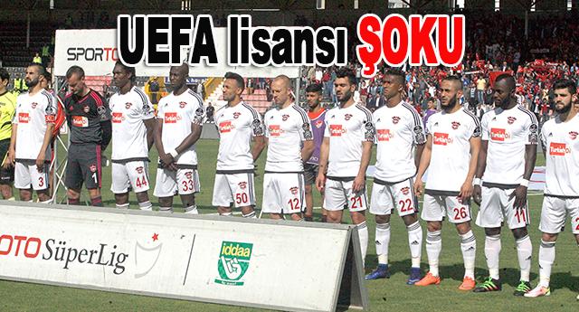 Gaziantepspor neden UEFA ve Ulusal kulüp lisansını alamadı?
