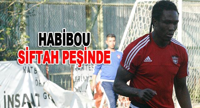 Habibou son maçta ne yaptı?