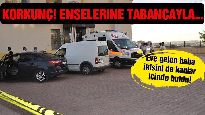Gaziantep'te anne ile oğlu evlerinde öldürüldü