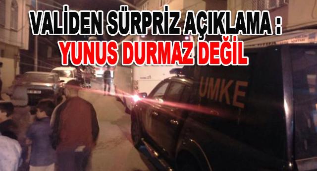GAZİANTEP'TE PATLAMANIN SEYRİ DEĞİŞTİ