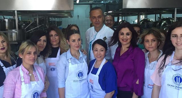 Öztan'dan 'Gaziantep Yemekleri' Workshop