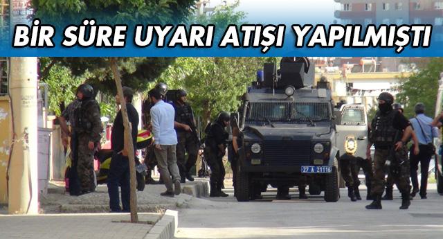 IŞİD OPERASYONUNDA SON DAKİKA!