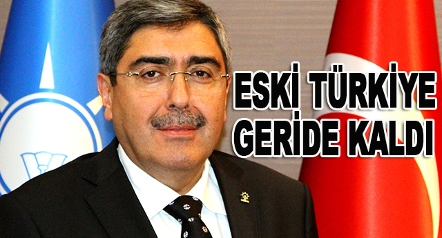 Yeni Türkiye'yi inşa edeceğiz