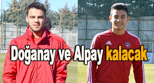 Gaziantepspor'da kalacakları öğrenildi