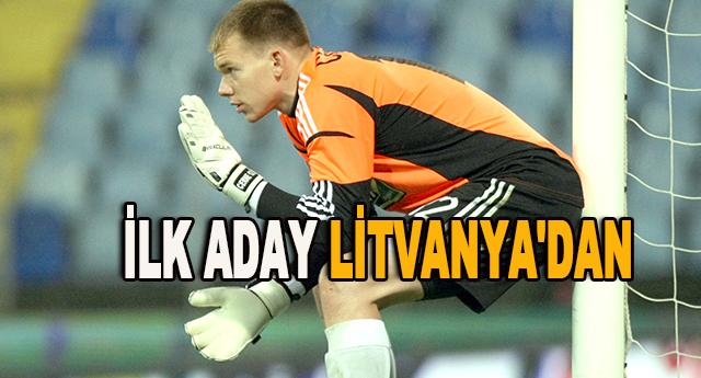 Yine Litvanyalı kaleci