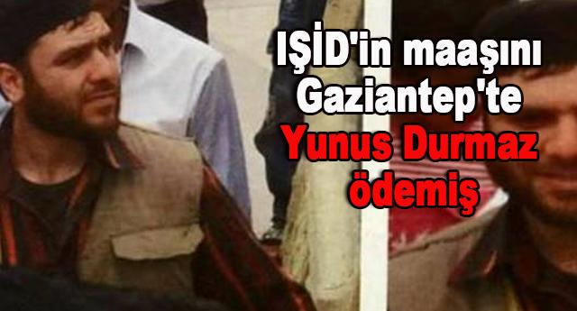 DAEŞ'in maaş defteri Gaziantep'te ortaya çıktı