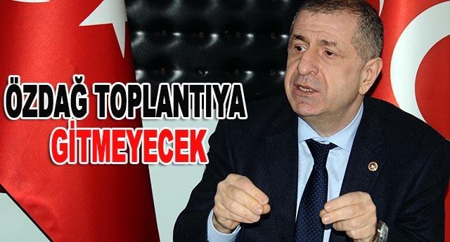 DAVET ETMİYORLAR