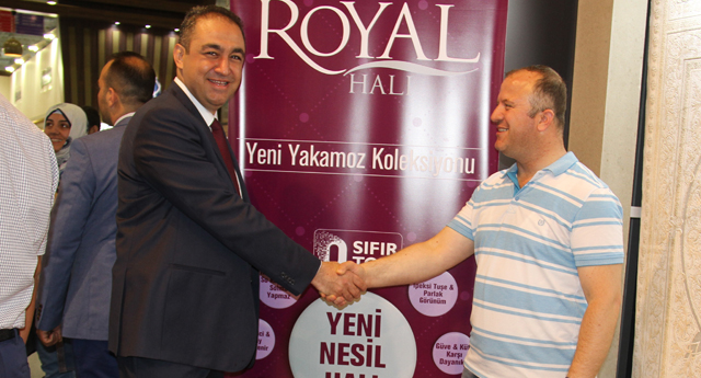 ROYAL SALON İSTİYOR