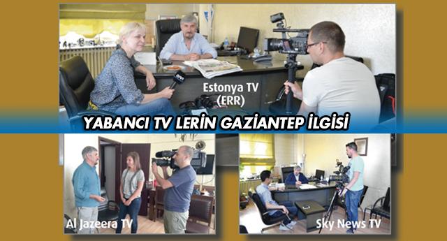 Estonya TV Özekşi ile konuştu