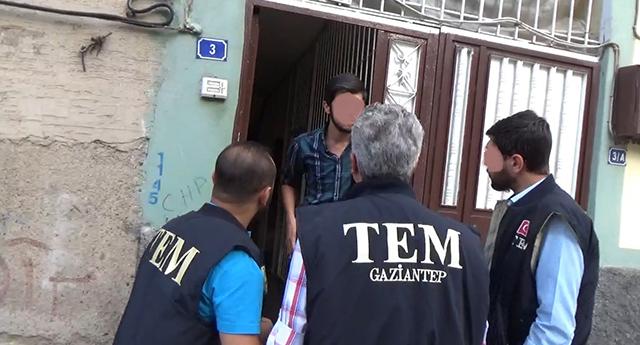 FETÖ Operasyonu'nda 4 gözaltı