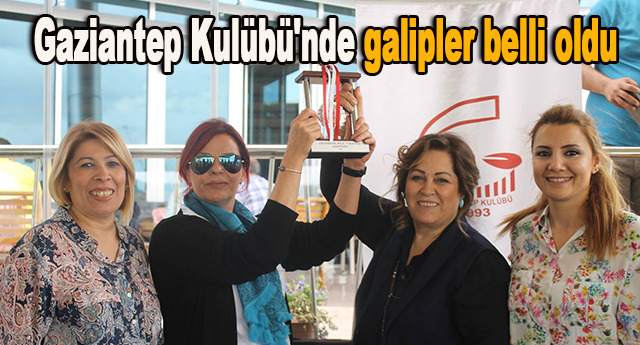Peçiç'te kazananlar ödül aldı