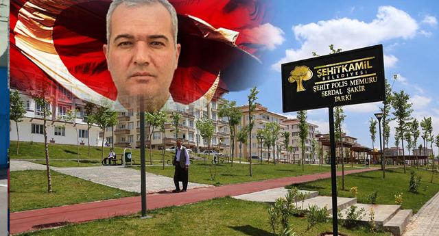 ŞEHİTKAMİL'DEN ŞEHİDE VEFA