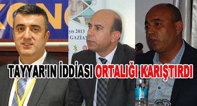 Şamil Tayyar belgesiz konuşmaz