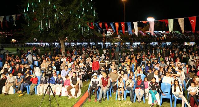 Gaziantep'te renkli ramazan etkinlikleri