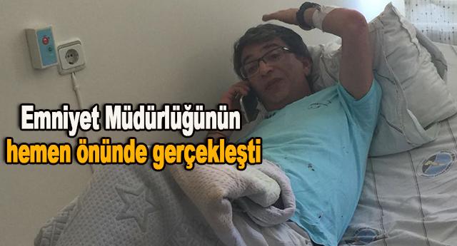 Gazeteci Güreş'i kim bıçaklattı?