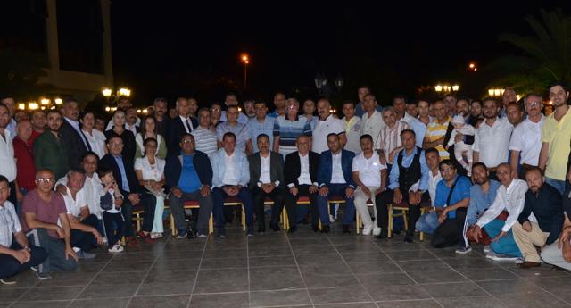 Taekwondocular Hatay'da toplandı