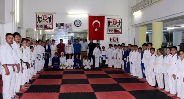 Jiu Jitsu turnuvası düzenlendi