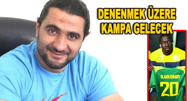 Gaziantep Büyükşehir Belediyespor genç yeteneğin peşinde
