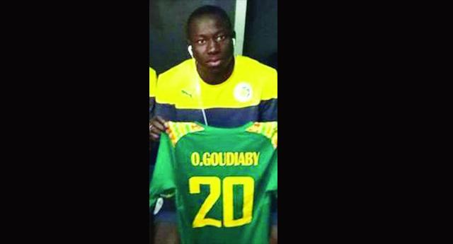 Oumar Goudiaby denenecek