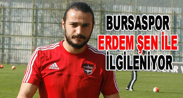 Bursaspor'un transfer listesinde yer alıyor