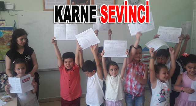 Gaziantep'te 486 bin 129 öğrencinin karne aldı