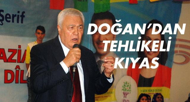 Doğan'dan AK Parti'ye eleştri