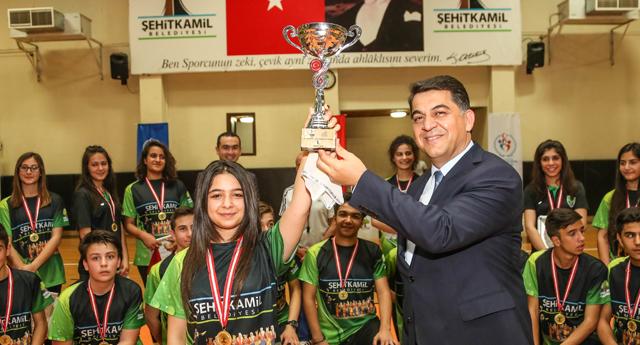 Şehitkamil'in sporda altın yılı