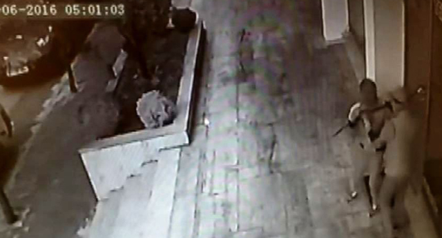 Hırsızları şok eden kilit