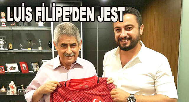 Mustafa Kızıl'a büyük jest