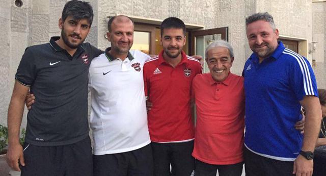 Edip Akbayram'dan sürpriz ziyaret
