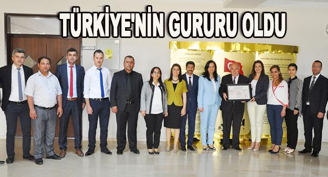 OSB Anadolu Teknik Lisesi, Türkiye'nin gururu oldu