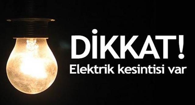 Gaziantep ve 5 ilde büyük elektrik kesintisi