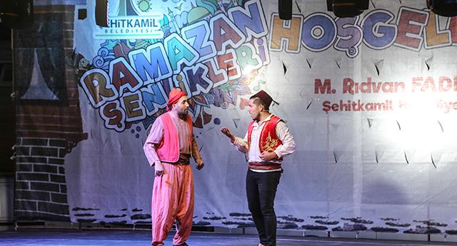 Şehitkamil'de Ramazan etkinlikleri